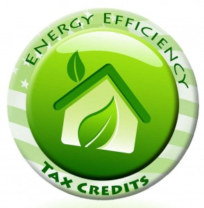 energy efficient tax credit