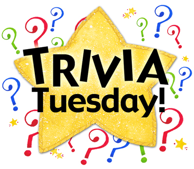 Nathaly's Facebook fanpage Trivia Tuesday