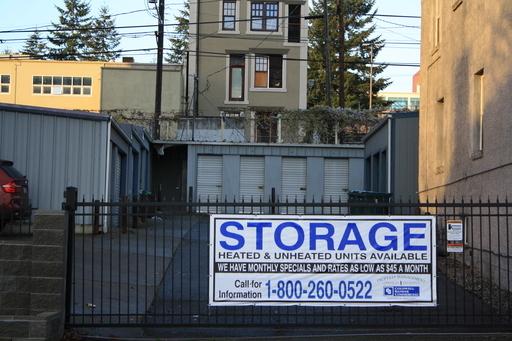 Storage units downtown austin