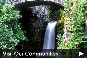 Visit Our Beautiful Communities