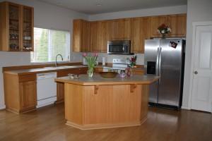 Kitchen w/Breakfast Nook